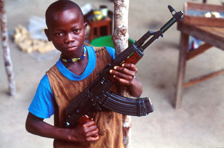 The Consequences of Child Soldiering